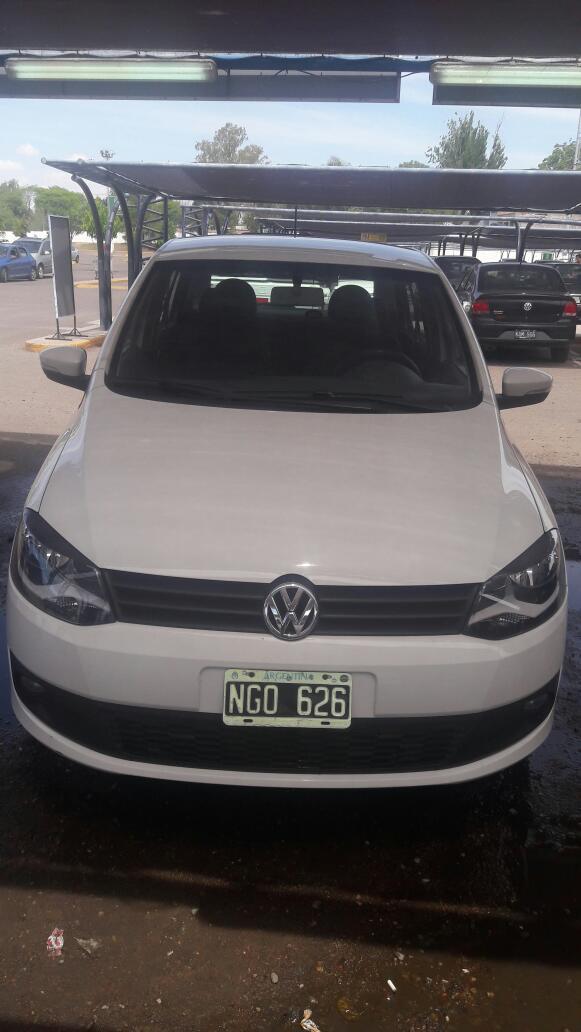 Volkswagen FOX 5 Puertas Ideal para viajar en ciudad lugares turisticos de Mendoza