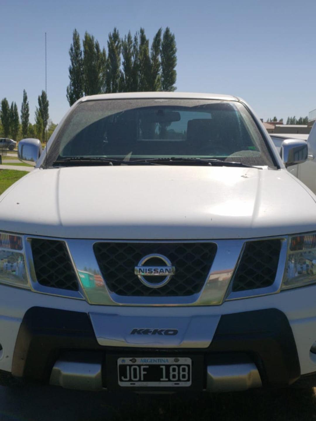 Alquilo Nissan New Frontier 4x4 DC