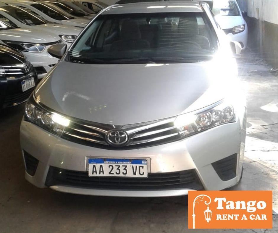 Toyota Corolla Aut